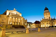 Brandenburg & Berlin Travel Guide