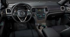 2014 Jeep Grand Cherokee Laredo Interior
