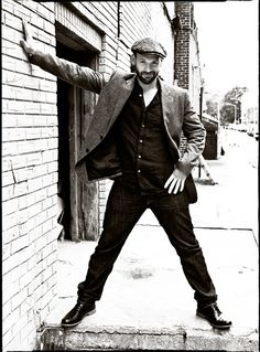 Woody Allen's Hemingway: Corey Stoll | Cynthia Ellis