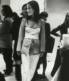 Martin Margiela presentation, September 1994.