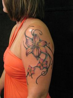 Lily Tattoo for Women