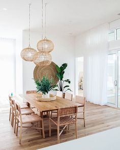6 Aligned Cool Ideas: Natural Home Decor Inspiration Living Rooms natural home decor ideas pictures.Natural Home Decor Inspiration natural home decor boho chic bohemian.Natural Home Decor Ideas Grey Walls. Dining Room Inspiration, Home Decor Inspiration, Design Inspiration, Furniture Inspiration, Sweet Home, Natural Home Decor, Cool Ideas, 31 Ideas, Dining Room Design