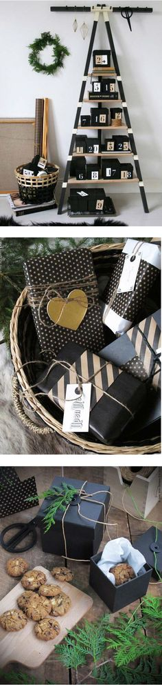 Unleash your creativity and help your presents stand out, with FRAMSTÄLLA paper products. check out our Swedish blog site livethemma.com for more ideas.