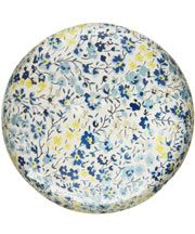 phoebe liberty print paperweight. liberty london.