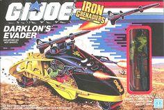 G.I.Joe Darklon Evader