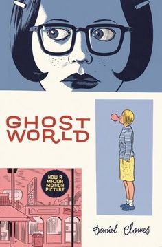 Ghost World -- the story of two friends, Enid and Becky, facing the prospect of growing up and growing apart. A funny, enigmatic, and beautiful graphic novel for older teens.
