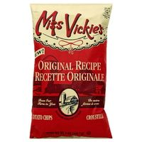 Miss Vickie's -- really greasy, really crunchy, really good