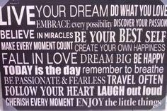 quotes to live your life by.