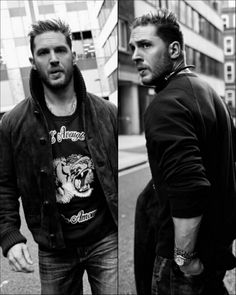 Just wow! Tom Hardy sexiest man alive