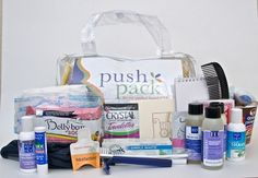Push Pack Pre-Packed Hospital Labor Bag