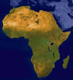 Physical Map of Africa   Africa Political Map   Geology com     Physical Map of Africa   Africa Political Map   Geology com   Homeschooling    Pinterest   Africa and Geography