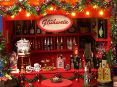 Ooak German Miniature Christmas Market Stall Quot Gingerbread