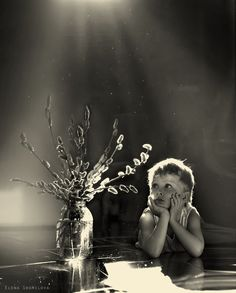Mooie, naturelle kinderfotografie van Elena Shumilova