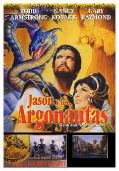 Cinelodeon.com: Jason y los argonautas. Ficha técnica.