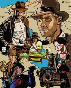 Raiders of the Lost Ark - Nathan Milliner
