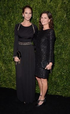 Christy Turlington Photos - Christy Turlington and Kelly Burns attend The Museum of Modern Art Film Benefit presented by CHANEL: A Tribute to Julianne Moore at MOMA on November 13, 2017 in New York City. - The Museum of Modern Art Film Benefit Presented By CHANEL: A Tribute to Julianne Moore - Arrivals