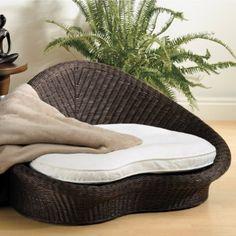 Amazon.com: Gaiam Rattan Meditation Chair: Health & Personal Care