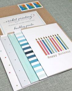 A Stationery Subscription Service? Sign me up! 5 Assorted Greeting Cards Every Month!