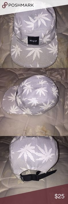 New HUF 5 panel ! In great condition also been used once but has no stains , no marks, and authentic from HUF! HUF Accessories Hats