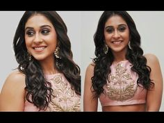 regina cassandra at 'subramanyam for sale' audio launch