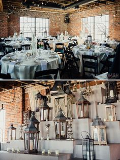 Our industrial Marathon Village makes for an amazing wedding venue! Or music. Or party. Or whatever. ;))