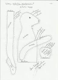 Znalezione obrazy dla zapytania maileg mouse pattern