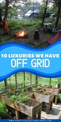 10 Luxuries We Have Off Grid (that most suburban homes don't…) The reality of living off the grid turned out to be quite a bit different than we expected. Instead of the chronic electricity. Survival Life Hacks, Survival Prepping, Survival Skills, Survival Gear, Survival Shelter, Survival Quotes, Emergency Preparedness, Survival Books, Survival Clothing