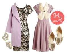 """Put a Bard On It Dress"" by modcloth ❤ liked on Polyvore featuring BC Footwear, outfit, holiday, modcloth and modstylist"