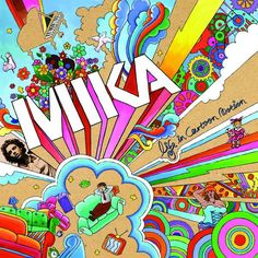 Mika-  why haven't I heard of him??  He is awesome-a cross between Freddie Mercury and Scissor Sisters.