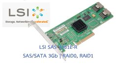 Technical Specifications ของ RAID Card LSI SAS 3081E-R Specifications #RAIDCard #RAID0 #RAID1