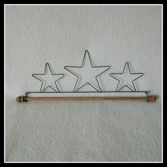 Classic Curl Quilt Hanger ~ Gray Wire ~ 7.5, 12, 16 or 22 Inches ... : wire quilt hangers - Adamdwight.com