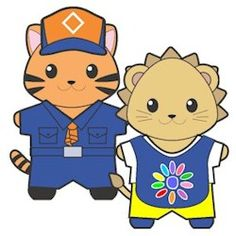 Scout Buddies Paper Dolls Craft