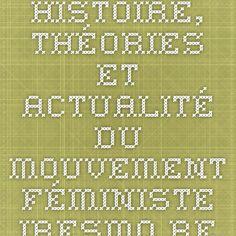 Mai 68 apparaît dans ce qui est appelé la seconde vague du féminisme, celle-ci émerge à la suite du livre de Simone de Beauvoir, Le deuxième sexe (publié en 1949). Apparaissent alors principalement à ce moment la lutte pour l'accès des femmes au travail ainsi qu'à la contraception. Le mouvement de libération des femmes (MLF) naît donc en 1970, suite à l'impression qu'ont eue les jeunes femmes militantes en 1968 que les hommes ne les considéraient pas à égalité avec eux.