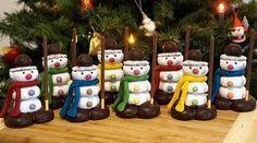 Schneemänner, ein tolles Rezept aus der Kategorie Weihnachten. Bewertungen: 66. Durchschnitt: Ø 4,6.