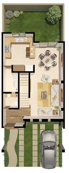Casas modelos