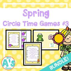 Circle time games for preschool and kindergarten that focus on colors, shapes, and movement! Learning Shapes, Learning Colors, Kids Learning, Circle Time Games, Circle Time Activities, Preschool Color Activities, Movement Preschool, Kindergarten, Christian School