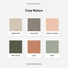 House Color Palettes, Pantone Colour Palettes, Pantone Color, Bedroom Color Palettes, Paint Color Palettes, Colour Pallette, Colour Schemes, Color Trends, Modern Color Palette