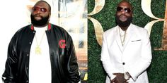 Rick Ross, Wedding Photos, Interview, Weight Loss, Coat, Fashion, Marriage Pictures, Moda, Sewing Coat