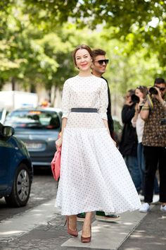 Couture 2012 Street Style