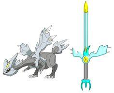 pokemon swords - Kyurem