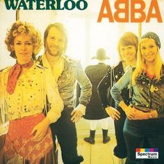 ABBA album covers - bliss    So 70's...even though some of their songs keep playing in your head I like their music!!!