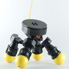 Mladen Pejic's Blacktron rovers