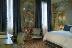 Venetian room | The Gritti Palace | Venice