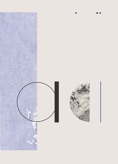 Atmosphere and Simple Shapes, Posters by André Britz | Minimo Graph