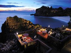 Breathtaking views of the Sulu Sea at Shangri-La Boracay Resort & Spa