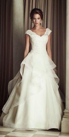 goodliness wedding dresses designer mon cheri 2017 - 2018