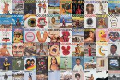 tibor kalman colors magazine