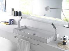 Caribe Bathco umywalka nablatowa - 4042  http://www.hansloren.pl/Ceramika-sanitarna/Umywalki/BATHCO