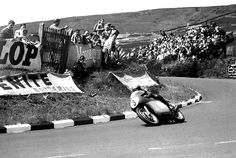 Mike Hailwood, The Isle Of Man TT, The Most Deadly Motorcycle Race In The World.