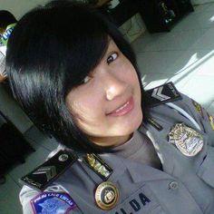 Dara Intan | #Polwan #cantik #Polisi #Indonesia | World ...